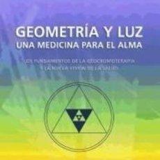 Libros: GEOMETRÍA Y LUZ. Lote 289323663