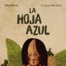 Libros: LA HOJA AZUL. Lote 289336768