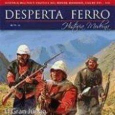 Libri: REVISTA DESPERTA FERRO. MODERNA, Nº 11, AÑO 2014. EL GRAN JUEGO. Lote 289718268