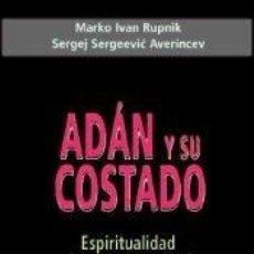 Libros: ADÁN Y SU COSTADO. Lote 289853673