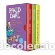 Libros: CAJA ROAL DAHL. Lote 290062193