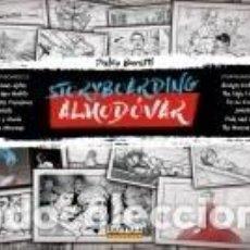 Libros: STORYBOARDING ALMODÓVAR. Lote 290087243