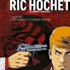Libros: LAS NUEVAS AVENTURAS DE RIC HOCHET. Lote 290087263