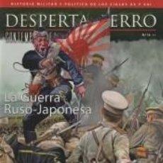 Libros: REVISTA DESPERTA FERRO. CONTEMPORÁNEA, Nº 18. LA GUERRA RUSO-JAPONESA. Lote 293810568