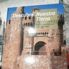"""Libros: BONITO LIBRO PARA DISFRUTAR DE NUESTRAS RUTAS MAS BELLAS DE ESPAÑA. """"CASTILLA Y LEÓN"""" .. Lote 294112568"""