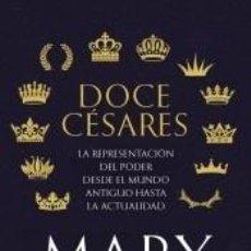 Libros: DOCE CÉSARES. Lote 294223298