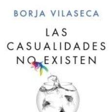 Libros: LAS CASUALIDADES NO EXISTEN. Lote 294868048