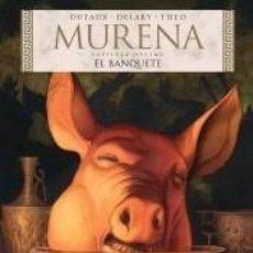 Libros: MURENA Nº 10/10. Lote 294974558