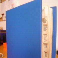 Libros: CARPETA CON ESQUEMAS 42 CALCULADORAS ELETRONICAS OLYMPIA. Lote 81470536