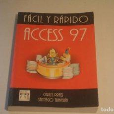 Libros: ACCESS 97. Lote 129181567