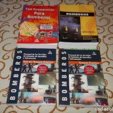 Libros: TEMARIO BOMBEROS PSICOTÉNICOS 2004. Lote 95303231