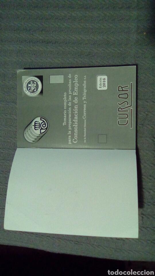 Libros: Temario Consolidación Empleo de Correos - Foto 2 - 111047591