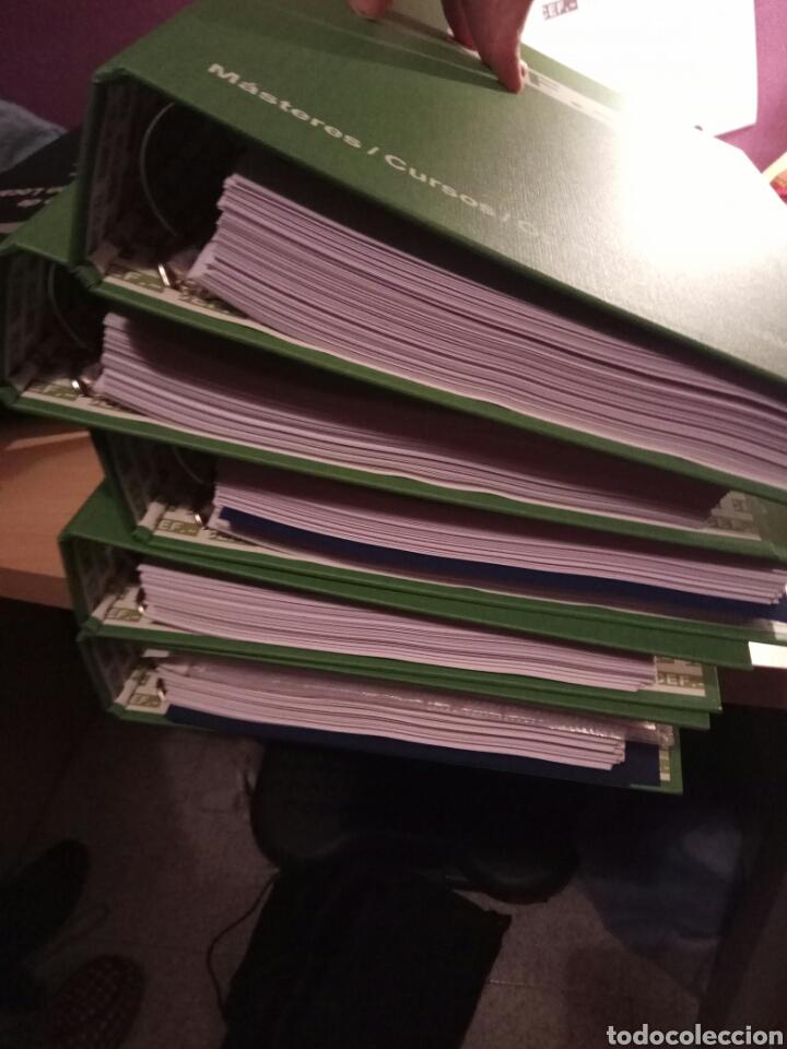 Libros: Temario de oposicion, secretario de entrada de administración local - Foto 3 - 114530834