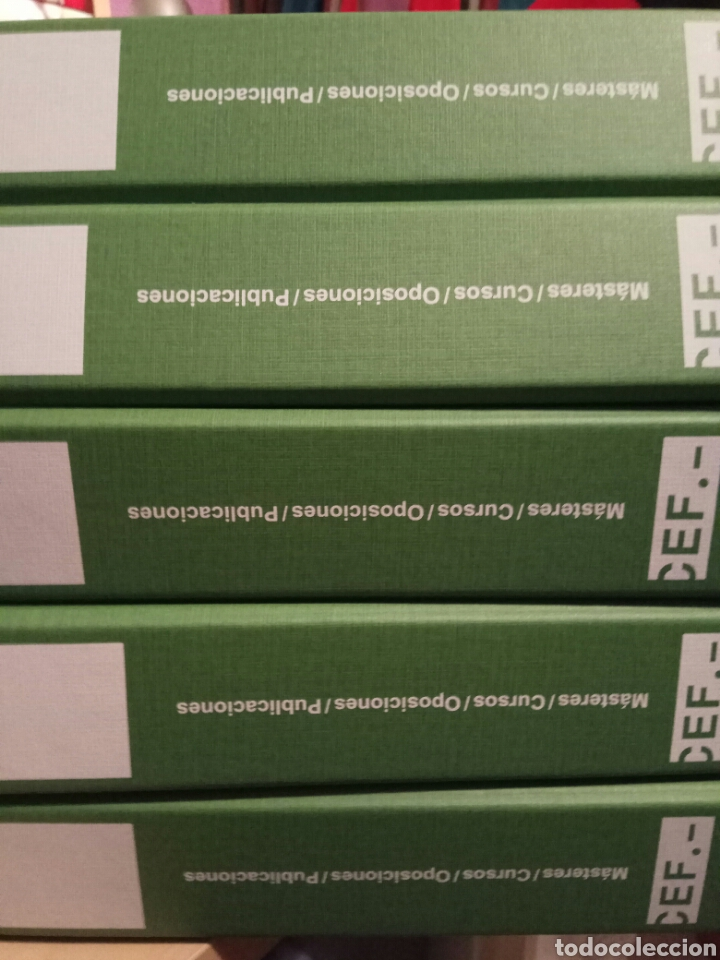 Libros: Temario de oposicion, secretario de entrada de administración local - Foto 5 - 114530834