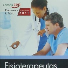 Libros: FISIOTERAPEUTA. SERVICIO GALLEGO DE SALUD (SERGAS). SIMULACROS DE EXAMEN. Lote 114774760