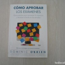 Libri: COMO APROBAR LOS EXAMENES. Lote 117098807