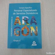 Libri: SERVICIOS DOMESTICOS. Lote 117099399