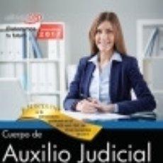 Libros: CUERPO DE AUXILIO JUDICIAL DE LA ADMINISTRACIÓN DE JUSTICIA. TEMARIO VOL. I.. Lote 112872579