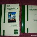 Libros: EJERCICIOS PSICOTÉCNICO Y SOLUCIONES. Lote 128575427