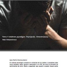 Libri: TEMARIO OPOSICIONES PSICOLOGO CEUTA 5 PLAZAS. Lote 138618502