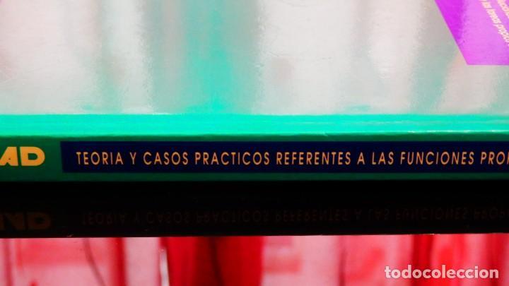 Libros: LIBRO OPOSICIONES DE TEORÍA Y CASOS PRÁCTICOS CUERPO DE SUBALTERNOS - Foto 3 - 160722882