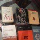 Libros: OPOSICIONES BIBLIOTECAS, LOS 5 LIBROS FUNDAMENTALES + REVISTA DOCUMENTACIÓN DE REGALO (600 PGS). Lote 160936070
