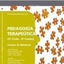 Libros: CUERPO DE MAESTROS. PEDAGOGÍA TERAPEÚTICA (2º CICLO-4º CURSO). PROGRAMACIÓN DIDÁCTICA. Lote 167666053