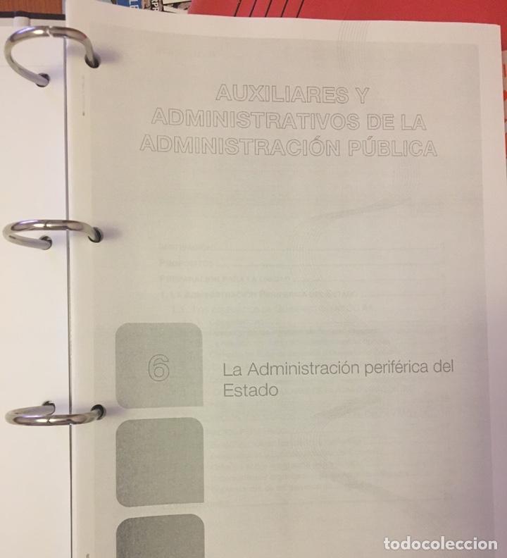 Libros: Temario Completo Oposiciones Aux Justicia - Foto 2 - 172052483