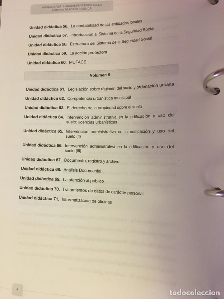 Libros: Temario Completo Oposiciones Aux Justicia - Foto 3 - 172052483