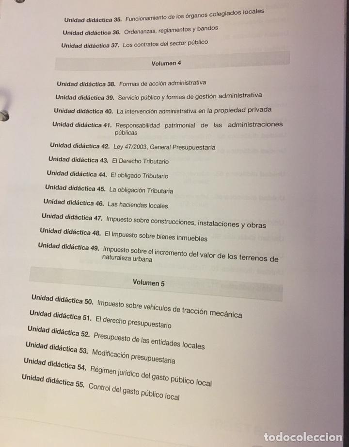 Libros: Temario Completo Oposiciones Aux Justicia - Foto 4 - 172052483