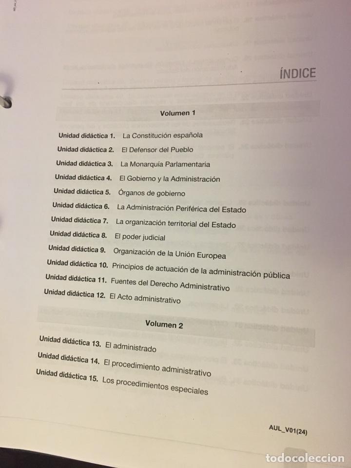 Libros: Temario Completo Oposiciones Aux Justicia - Foto 6 - 172052483