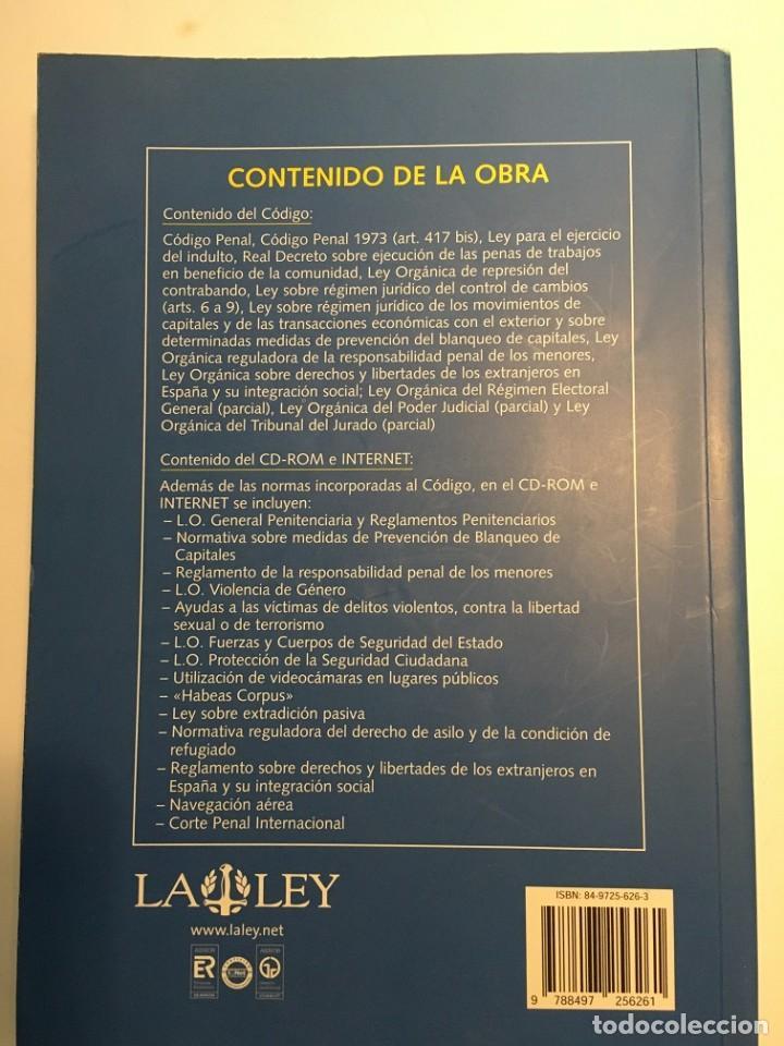 Libros: Tres libros de leyes para oposiciones, uno de ellos muy subrayado - Foto 2 - 193888492