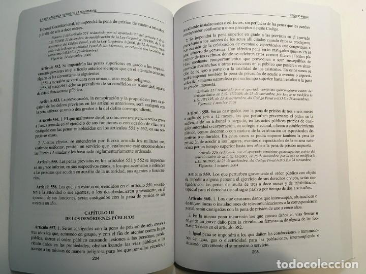 Libros: Tres libros de leyes para oposiciones, uno de ellos muy subrayado - Foto 3 - 193888492