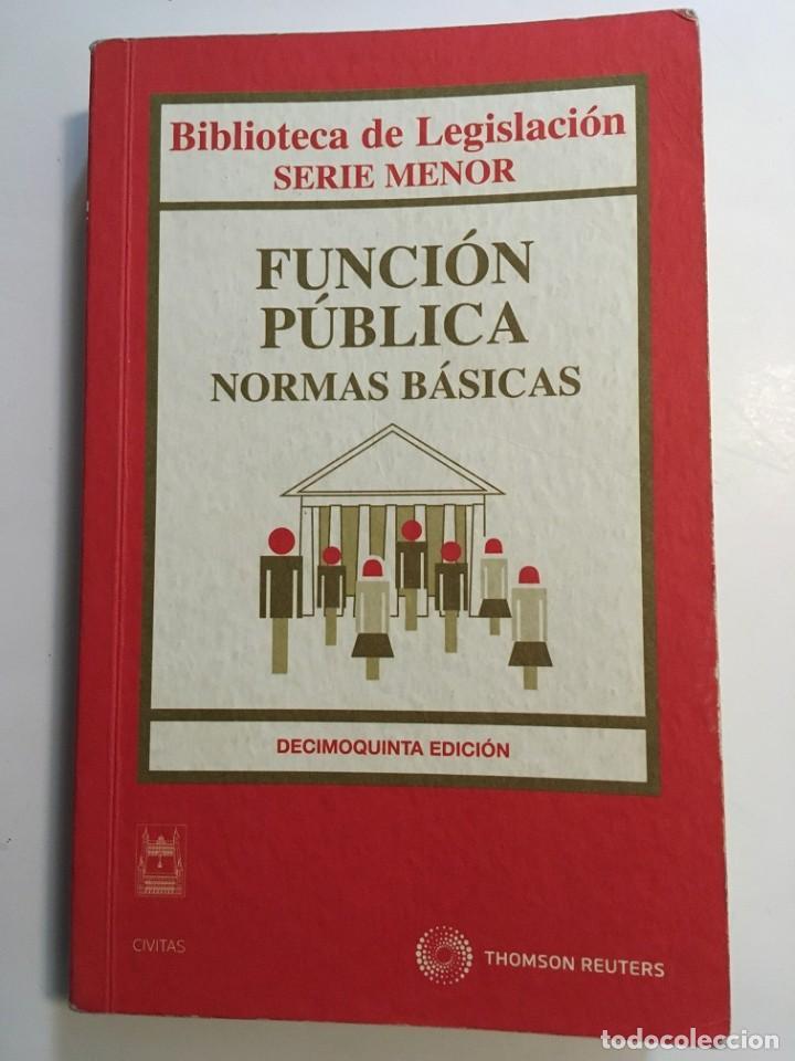 Libros: Tres libros de leyes para oposiciones, uno de ellos muy subrayado - Foto 4 - 193888492