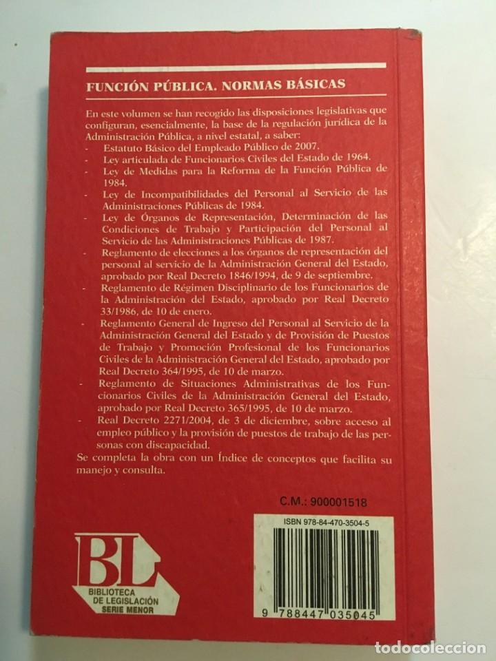 Libros: Tres libros de leyes para oposiciones, uno de ellos muy subrayado - Foto 5 - 193888492
