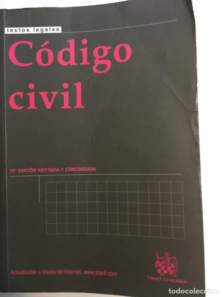 Libros: Tres libros de leyes para oposiciones, uno de ellos muy subrayado - Foto 7 - 193888492
