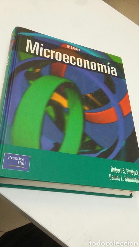 MICROECONOMIA (Libros Nuevos - Oposiciones)