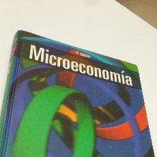 Libros: MICROECONOMIA. Lote 199391668
