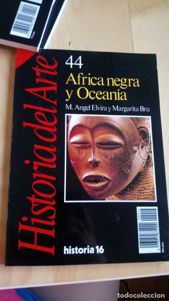 AFRICA NEGRA Y OCEANÍA (Libros Nuevos - Oposiciones)