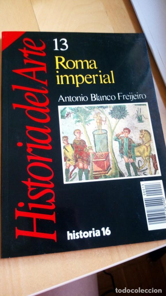 ROMA IMPERIAL (Libros Nuevos - Oposiciones)