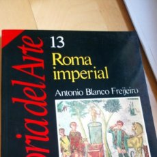 Libros: ROMA IMPERIAL. Lote 216978246
