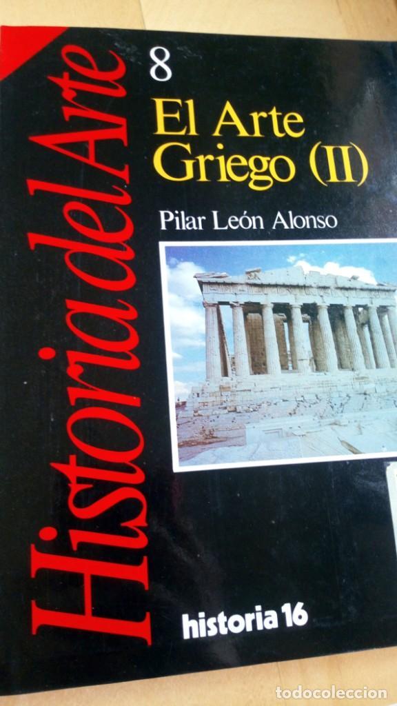 EL ARTE GRIEGO (2) (Libros Nuevos - Oposiciones)
