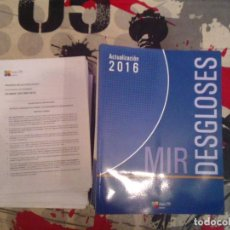 Libros: MANUALES CTO - MEDICINA - MIR - 9 EDICION - 23 MANUALES + LIBRO RESUMENES + ACTUALIZACIONES.... Lote 221223326