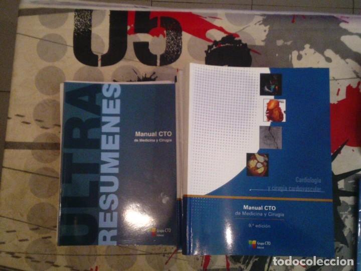 Libros: MANUALES CTO - MEDICINA - MIR - 9 EDICION - 23 MANUALES + LIBRO RESUMENES + ACTUALIZACIONES... - Foto 2 - 221223326