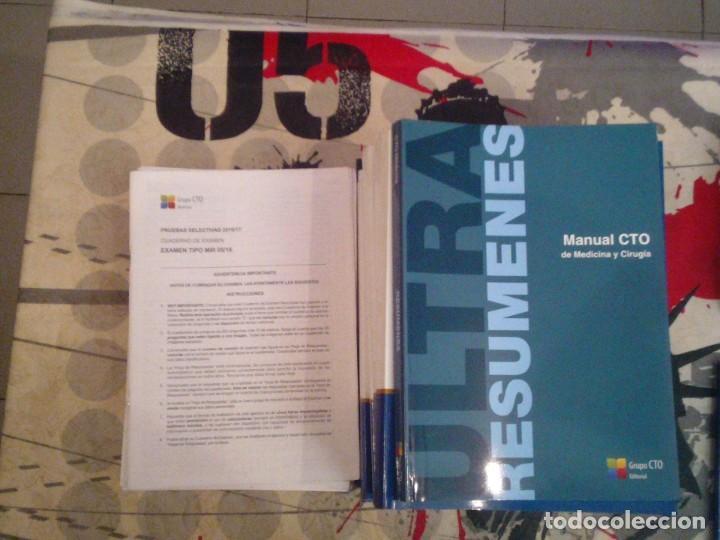 Libros: MANUALES CTO - MEDICINA - MIR - 9 EDICION - 23 MANUALES + LIBRO RESUMENES + ACTUALIZACIONES... - Foto 3 - 221223326