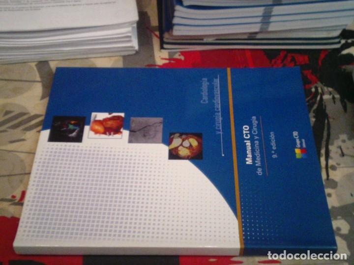 Libros: MANUALES CTO - MEDICINA - MIR - 9 EDICION - 23 MANUALES + LIBRO RESUMENES + ACTUALIZACIONES... - Foto 8 - 221223326