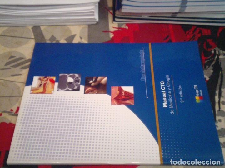 Libros: MANUALES CTO - MEDICINA - MIR - 9 EDICION - 23 MANUALES + LIBRO RESUMENES + ACTUALIZACIONES... - Foto 9 - 221223326