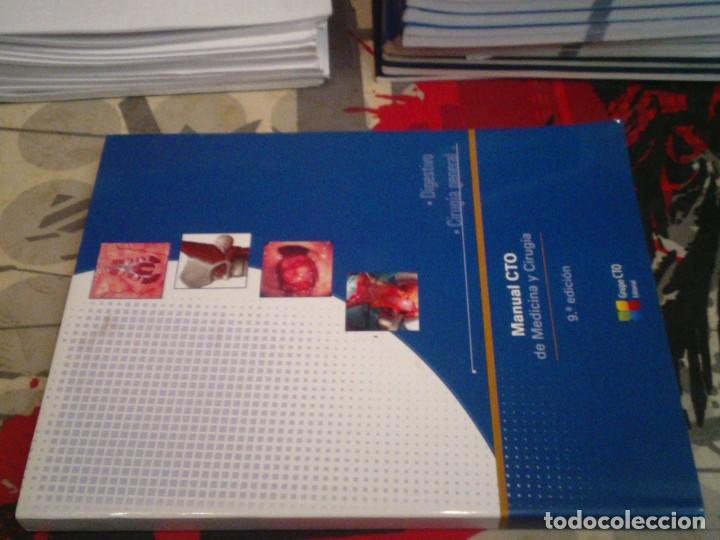 Libros: MANUALES CTO - MEDICINA - MIR - 9 EDICION - 23 MANUALES + LIBRO RESUMENES + ACTUALIZACIONES... - Foto 10 - 221223326