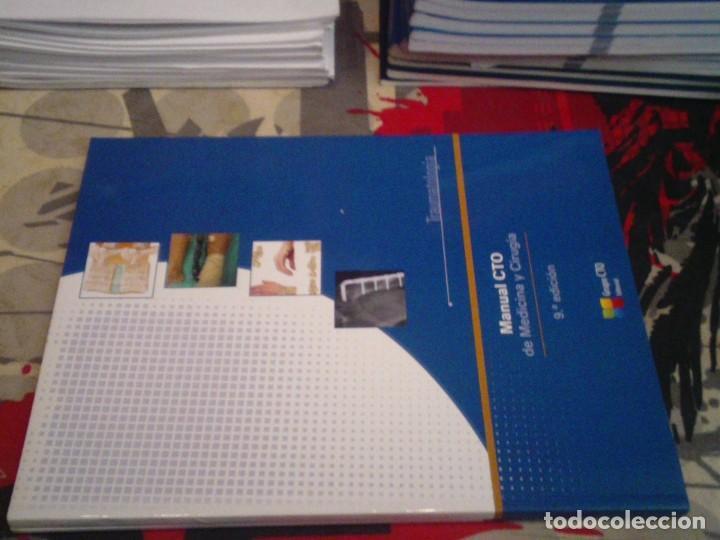 Libros: MANUALES CTO - MEDICINA - MIR - 9 EDICION - 23 MANUALES + LIBRO RESUMENES + ACTUALIZACIONES... - Foto 13 - 221223326