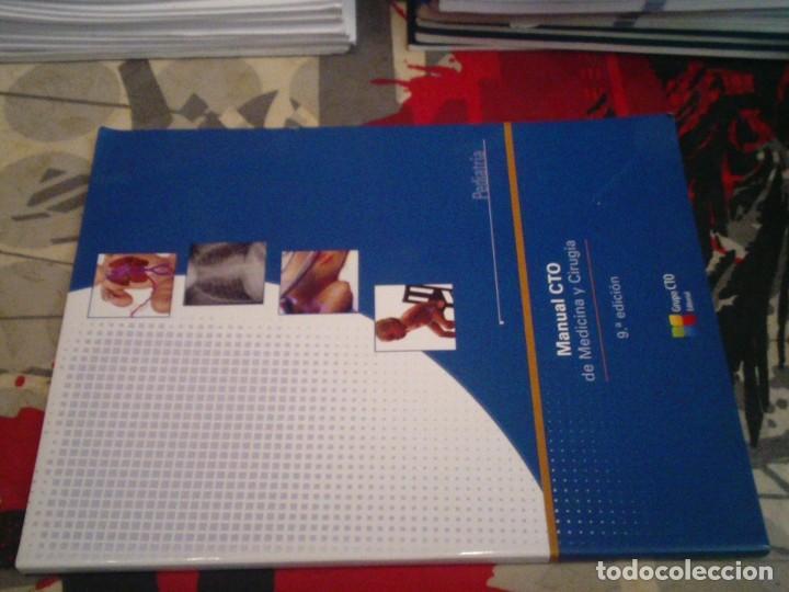 Libros: MANUALES CTO - MEDICINA - MIR - 9 EDICION - 23 MANUALES + LIBRO RESUMENES + ACTUALIZACIONES... - Foto 14 - 221223326